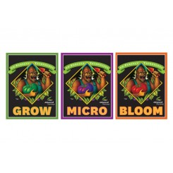 Grow Bloom Micro 3 Litre Set